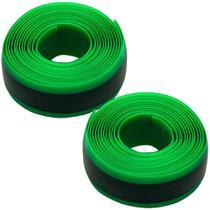 Fita anti furo safetire 35mm mtb 26/27.5/29 verde/preta -