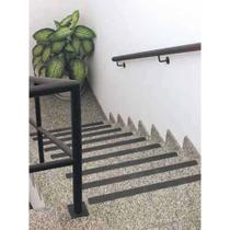 Fita Antiderrapante 20mts Autoadesiva P/ Pisos Escadas Preta - Nacional