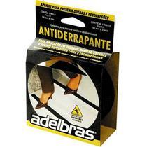 Fita Antiderrapante Preta 50mm x 5m - Adelbras