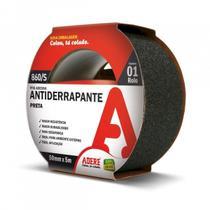 Fita Antiderrapante Preta 860/S 50mm com 5m - Adere -