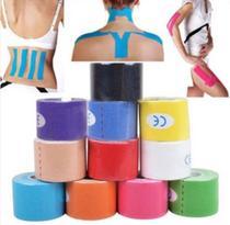 Fita Bandagem Adesiva Elástica Kinesio Sport Original -