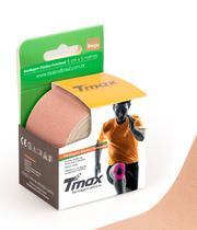 Fita Bege Kinesio Bége Tmax Original Bandagem Elastica 5 mts X 5 cm - Tmax Bioland    -
