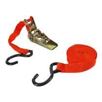 Fita cinta para prender carga com catraca western 4,5 m -