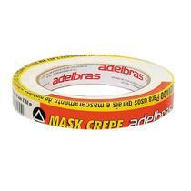 Fita crepe 18mm x 50m - Mask 710 - Adelbras -
