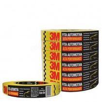 Fita Crepe 3M Amarela Alta Performance -