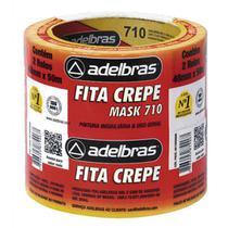 Fita Crepe 710 Mask Crepe 48mmx50m Adelbras Pct.c/02 -