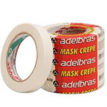 Fita Crepe Adelbras Mask 18x50m  615000005 Kit C/6 -