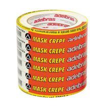 Fita Crepe Adelbras Mask-710 18mmx50mt Kit C/6 - Rcdeletrica