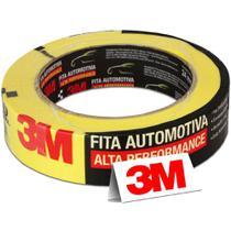 Fita Crepe Automotiva 3M Alta Performance 18mm x 40m C/ 1 -
