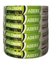 Fita Crepe Automotiva Alta Resistencia 425/s 18mmx50m Adere -