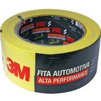 Fita Crepe Automotiva De Alta Performance - 48mm X 50 Metros - 3M -