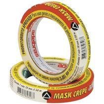 Fita Crepe Mask Aldebras 18mm x 50m - Adelbras
