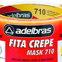 Fita Crepe Mask Aldebras 48mm x 50m - Adelbras