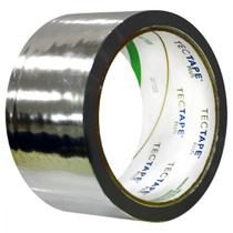 Fita de Alumínio Tectape 45x45m - TEC TAPE