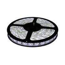 Fita de LED Branca Fria 5050 6000K A Prova DÁgua 5 Metros - Jikatec -