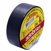Fita de PVC Isolante Adelbras 19mm X 10m Preta -