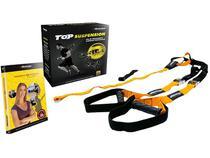 Fita de Treinamento Funcional - Top Suspension Profissional TP01 - Bioshape c/ DVD