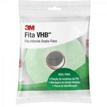 Fita Dupla Face 12MM X 20M VHB 4910 FP Transparente 3M -