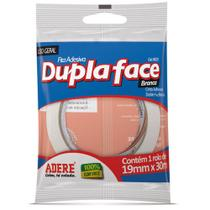 Fita Dupla Face 19mmx30m - Adere -