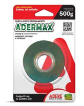 Fita Dupla Face Adere Xt100/s 12 Mm X 2m 500g - 5 Unidades -
