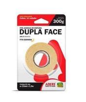 Fita Dupla Face de Espuma 12mm com 1,5 Metros - Adere -