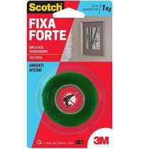 Fita Dupla Face Fixa Forte 3M 24MM X 2M SCOTCH -