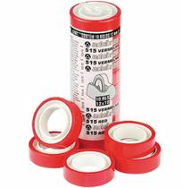 Fita Durex 12mmx10m Vermelho 10 unidades - Adelbras -