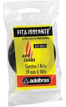 FITA ISOLANTE 10m x 19mm ADELBRAS -