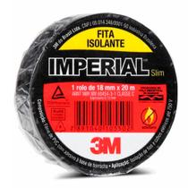 Fita Isolante 18mmx20m Uso Geral Imperial Slim 3m