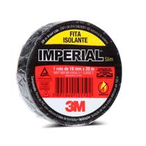 Fita Isolante 3m 18x20m Imperial - Cobimex assistencia