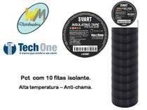 Fita Isolante Alta Temperatura - 10 Mt - Tech One