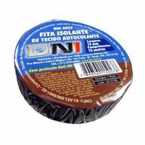 Fita Isolante de Tecido Autocolante 10m - DNI 5023 -