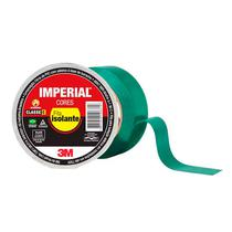 Fita isolante Imperial Verde 18mmx20Mts - 3M -