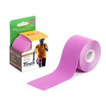 Fita Kinésio Bandagem Adesiva Tmax - Lilás - Bioland