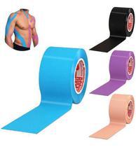Fita Kinesio Tape Bandagem Funcional Elástica Adesiva Sports - Rocketape