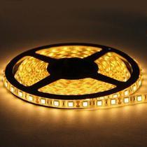 Fita LED 220v 3000k Branco Quente 4.8w/m 24w IP67 5 Metros LP052 - Bella Iluminação