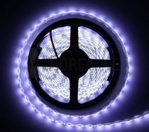 Fita LED 5050 Branco Frio 300 Leds 5 Metros 12V IP65 Dupla Face - Zxc