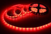 Fita LED 5050 Vermelha 300 Leds 5 Metros 12V IP65 Dupla Face - Zxc