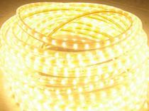 Fita LED Branco Quente (5050) - 220v - IP68 (o metro) - LMS-FL5050BQ-220 - Lenharo