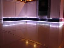 Fita LED Colorida (RGB) SMD5050 - IP68 (Resistente a água) - 220v (o metro) - Lenharo