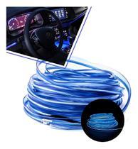 Fita led painel automotivo 5m azul - Jp2