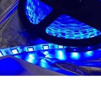 Fita led rgb 5050 colorida com controle -