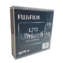 Fita LTO 6 2.5TB - 6.25TB Fujifilm Ultrium -