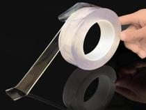 Fita Mágica Lavável Adesiva Reutilizável Resistente Multiuso Dupla Face 5 Metros - Getit Well