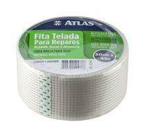 Fita p/ drywall 5cmx45m tela polie atlas at2945(6) -