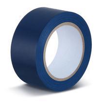 Fita para demarcação de solo azul 50 mm x 30 mt - Adere