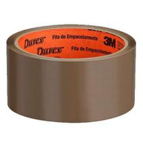 Fita para embalagem marrom - 45mm x 40m - 4802 - 3M -