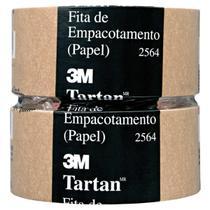 Fita para Empacotamento Papel Crepado 2564 45MMX50M - 3M