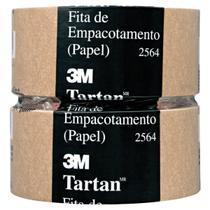 Fita para empacotamento papel crepado 2564 45mmx50m pct.c/06 - 3M