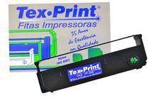 Fita para impressora cmi 600 haste curta preta 8 unidades - Não Informada